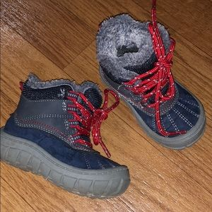 Size 5 toddler winter boots